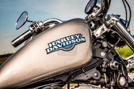Harley-Davidson - gas tank Sportster 883