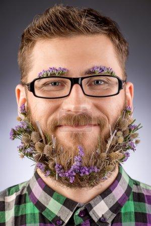 Concept beard