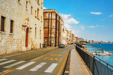 Quay of  Naples